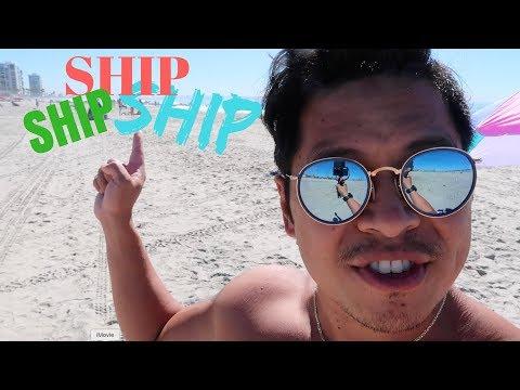 Searching for a SUNKEN Shipwreck! - SS Monte Carlo, Coronado California - Verdera Family Vlogs