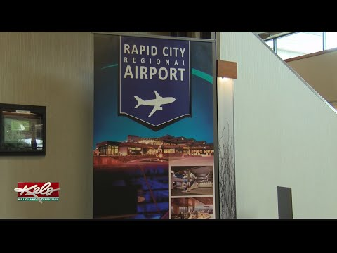 Passenger Numbers At Rapid City Regional Airport Are Soaring