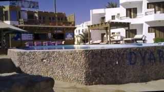 Dyarna Dahab Hotel Дахаб, Египет(Отель Dyarna Dahab Hotel Дахаб, Египет Отель Dyarna Dahab расположен на собственном пляже и оборудован номерами с кондиц..., 2015-08-15T07:29:34.000Z)
