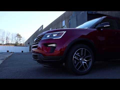 2018 Ford Explorer Sport Review- Better than the Durango SRT?