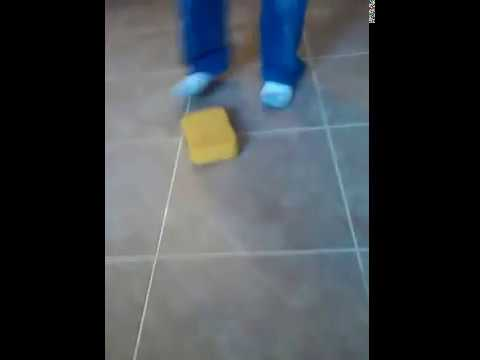How To Ly Epoxy Grout A Congoleum Duraceramic Tile Floor