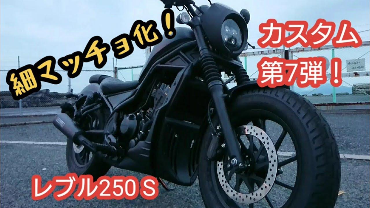 S レブル エディション 250