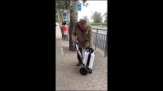 Portable electric motor 휴대용 전동…