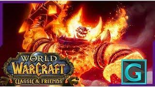 🔴 World of Wacraft CLASSIC BETA deutsch LIVE #2 mit Gadarol und vielen alten schönen Erinnerungen!