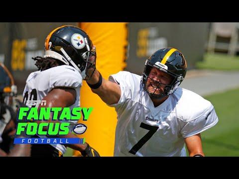 Steelers & Ravens 2021 Fantasy Football Outlook  Fantasy Focus Live!