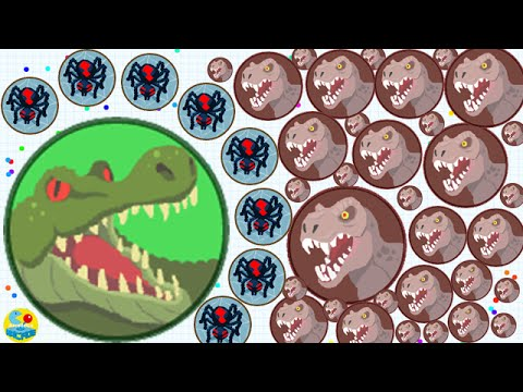 Agario Solo Epic Spider Skin Dominating The Server Trolling With Free Mass!(Agar.io Funny Moments): Show off your skills: Unlock all-new VETERAN SKINS for free as you Level up!  New, exclusive CHRISTMAS SKINS!  Bug fixes and performance improvements! ►Help ArcadeGo Reach 2,000,000 Subscribers! ►http://bit.ly/ArcadeGo ►Live Stream http://www.twitch.tv/arcadego ►Twitter: https://twitter.com/arcadego ►Facebook: https://www.facebook.com/ArcadeGo ►https://www.instagram.com/arcadegoteam/  ►Subscribe: http://www.youtube.com/ArcadeGo ►Add US on Google+: https://plus.google.com/+ArcadeGo/ ►Awesome Games!  http://www.arcadego.com  Music By  Goblins From Mars Channel: https://www.youtube.com/channel/UC7r8TN-JGGrTyCmIJSShdkw  Goblins from Mars - Bitter World (ft. Bombermenslug) https://www.youtube.com/watch?v=BAcaa98qQtM  Star Wars - Imperial March (Goblins from Mars Trap Remix) https://www.youtube.com/watch?v=zKLvCERsrd0  Goblins from Mars - Survival (Original Mix) https://www.youtube.com/watch?v=gedMhBpceSU