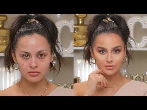 Flawless Drugstore Makeup For Beginners