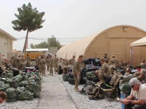 Kandahar Afghanistan Deployment