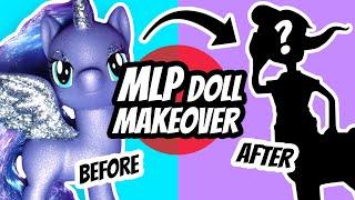 My Little Pony Custom Doll OOAK MLP - Centaur & Reverse Centaur Edition