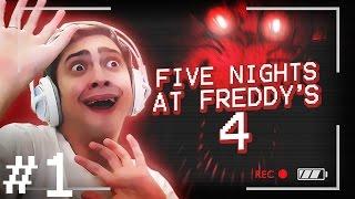 AINDA VOU MORRER DO CORAÇÃO! - FIVE NIGHTS AT FREDDY