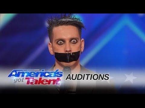 Жесть Судьи в шоке . Зал плачетTape Face Auditions  Performances