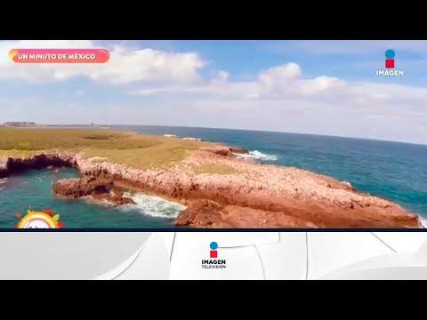 ¡Un lugar maravilloso, Islas Marietas en Nayarit!   Sale el Sol
