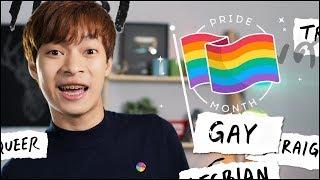 LGBT แบบง่ายๆ - กะเทย เกย์ เลสเบี้ยน แยกยังไง?