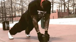 Beast Mode Calisthenics Warm-Up Routine