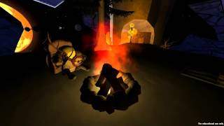 Outer Wilds Trailer (2013 Alpha Build)