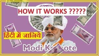Modi Keynote App Reality Test Hindi