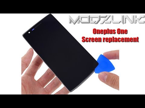 How To Replace The OnePlus One Screen [ModzLink.com]