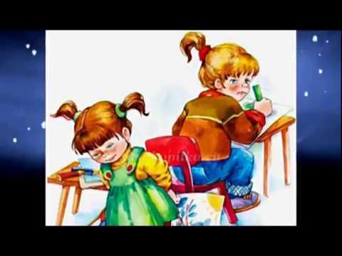 """Изображение предпросмотра прочтения – «Медиастудия """"Мир детства""""ученики 1-Б класса» представляют буктрейлер кпроизведению «Синие листья» В.А.Осеевой"""