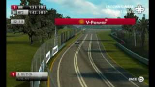 F1 2009 - Wii - Qualifying & Replays