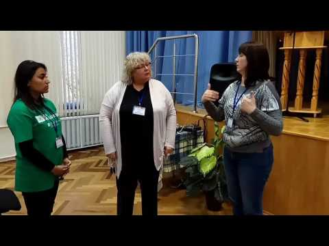 Interview with Deaf refugee in Ukraine