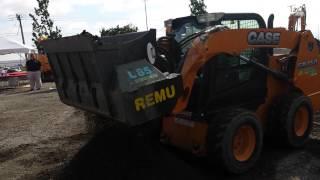 Video still for The Remu Screening Bucket