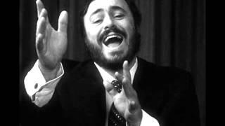 luciano pavarotti   danza danza fanciulla los angeles 1973