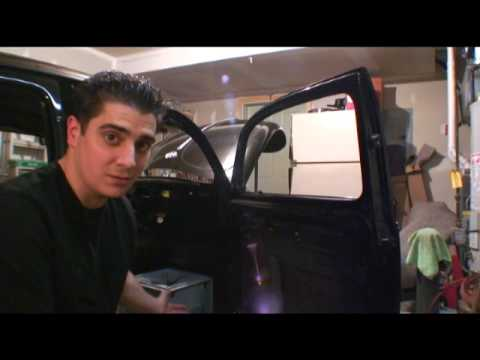 Classic Vw Beetle Bug How To Locate Sagging Doors Youtube
