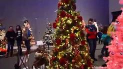 11/29/2014 - John S. Knight Center - Holiday Tree Festival
