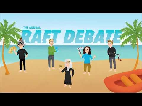 2018 William & Mary Raft Debate