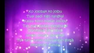 W.A.R.I.S ft Dato Hattan - Gadis Jolobu