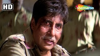 Police Officer Duties explained by Amitabh Bachchan - Khakee #IndependenceDay Special Scene