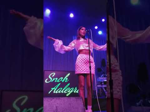 Snoh Aalegra Live - Fool For You