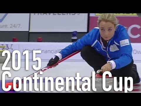 Jones vs. Muirhead (Skins) - 2015 World Financial Group Continental Cup (Draw 11)
