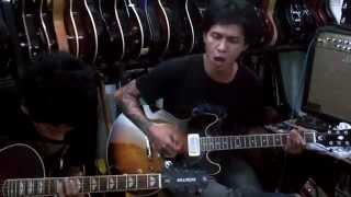 suara emas Rangga (stupid situation) rock n roll  jakarta view