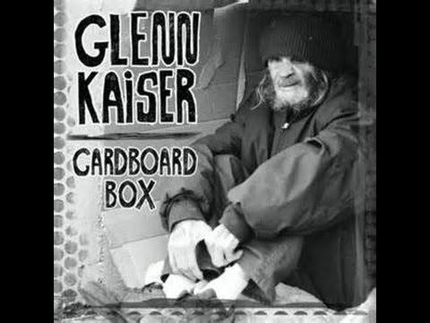Glenn Keiser: Cardboard Box 2011