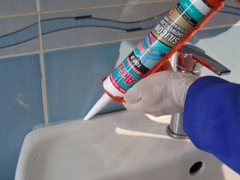 Акриловый герметик где применяется,как работать.