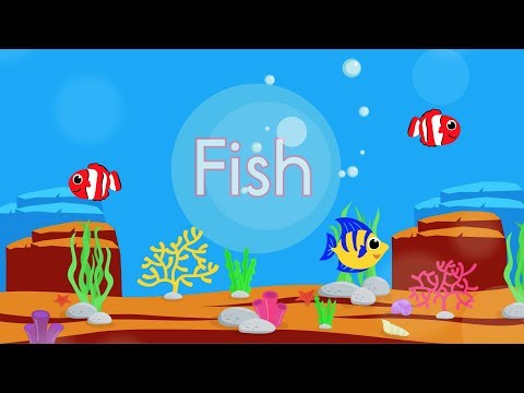 Fish Song (Animated)