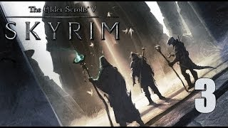 The Elder Scrolls V: Skyrim #3 - Тайны Саартала