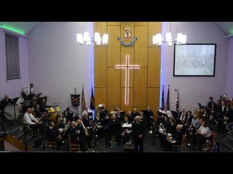 Blackburn Citadel Salvation Army Band Full 135th Anniversary Concert