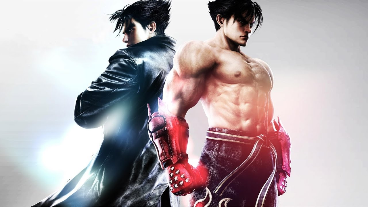 Jin Kazama Montage Youtube