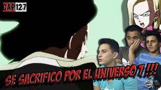 ADIOS NUMERO 17!!! | REACCION - DRAGON BALL SUPER CAPITULO 127 SUB ESPAÑOL thumbnail
