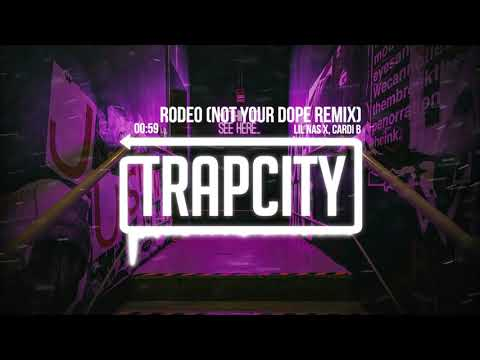 Lil Nas X, Cardi B – Rodeo (Not Your Dope Remix)