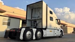 TruckWings 可消除拖車頭與車廂之間的間距, 提升油耗經濟