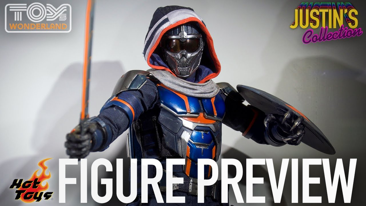 Hot Toys Black Widow Taskmaster - Figure Preview Episode 103