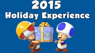 Nintendo 2015 Holiday Experience + Fan Meet-Up Date!