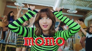 (up to MERRY&HAPPY) EVERY TWICE MV at 10x but it's normal when Momo has a line