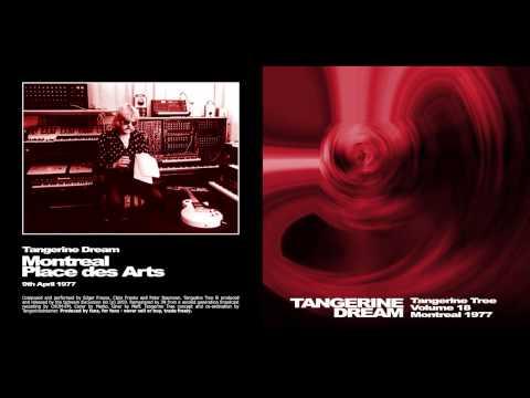 Tangerine Dream - Montreal 1977
