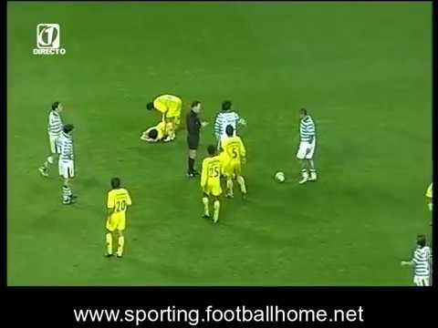 28J :: Sporting - 1 x Paços de Ferreira - 0 de 2003/2004