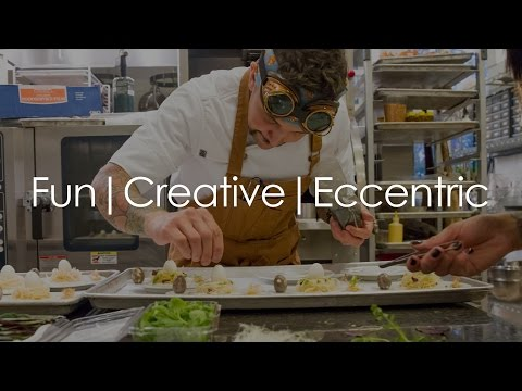 Chef Richie Farina's Philosophy - YouTube