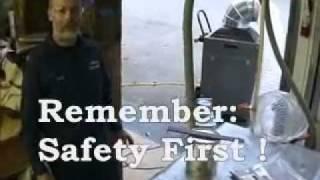 "ConServ Epoxy LLC: ""Safety First"" - Tips for Preparing to Mix Epoxy"
